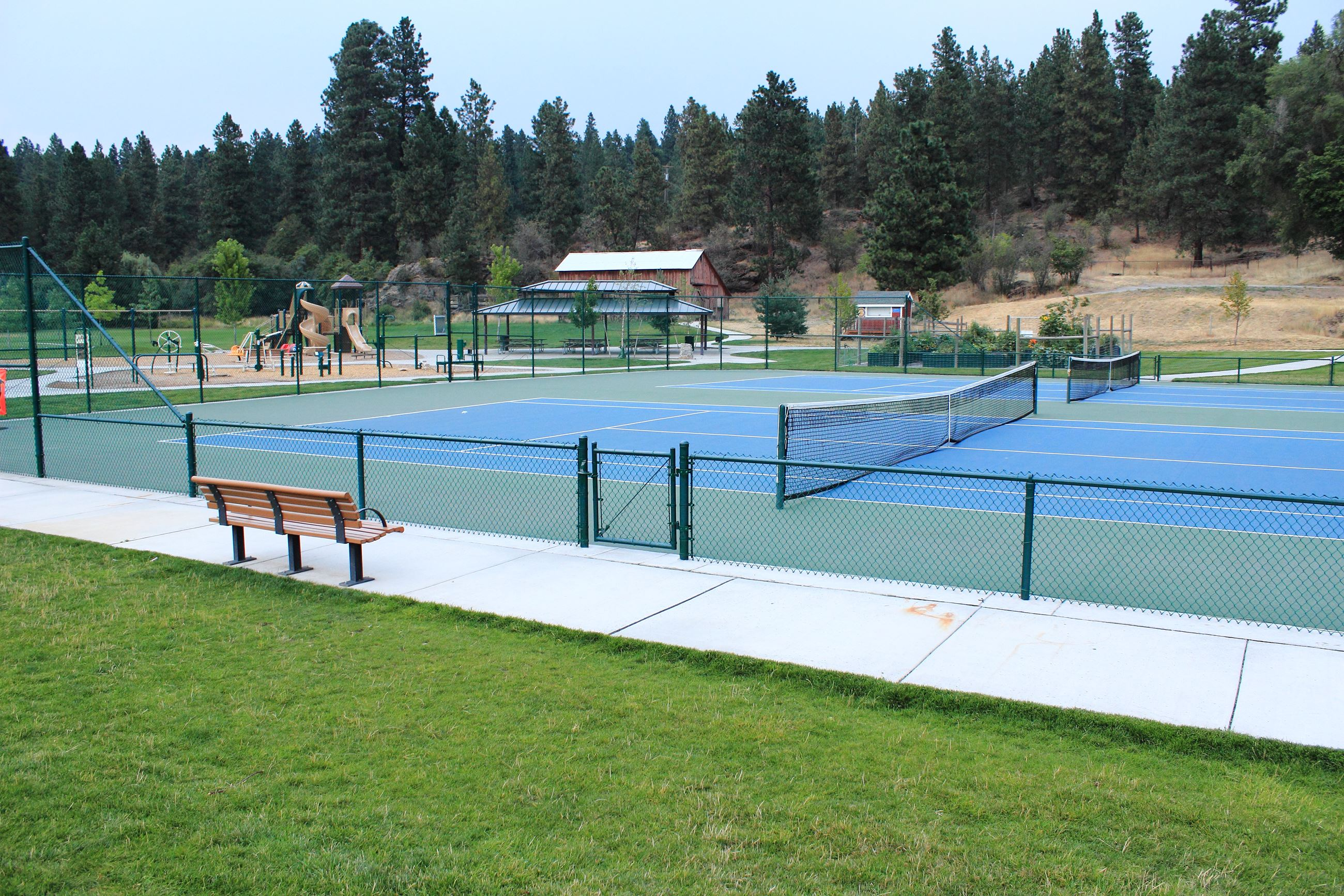 Rocky Hill Tennis Court